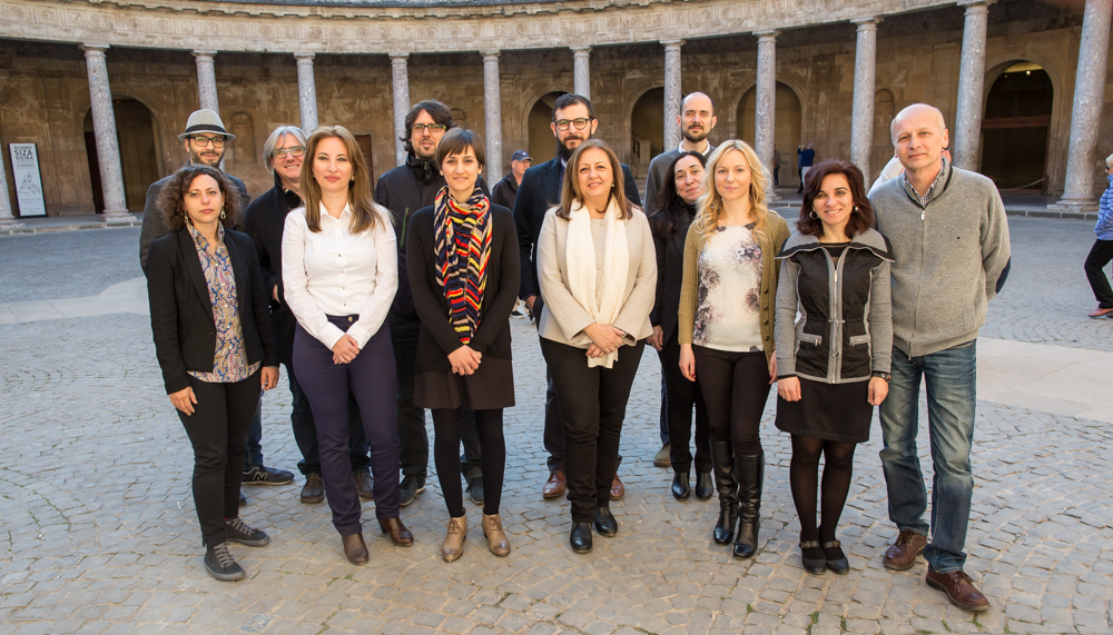 The Alhambra is to take part in a European project about energy efficiency in historic monument