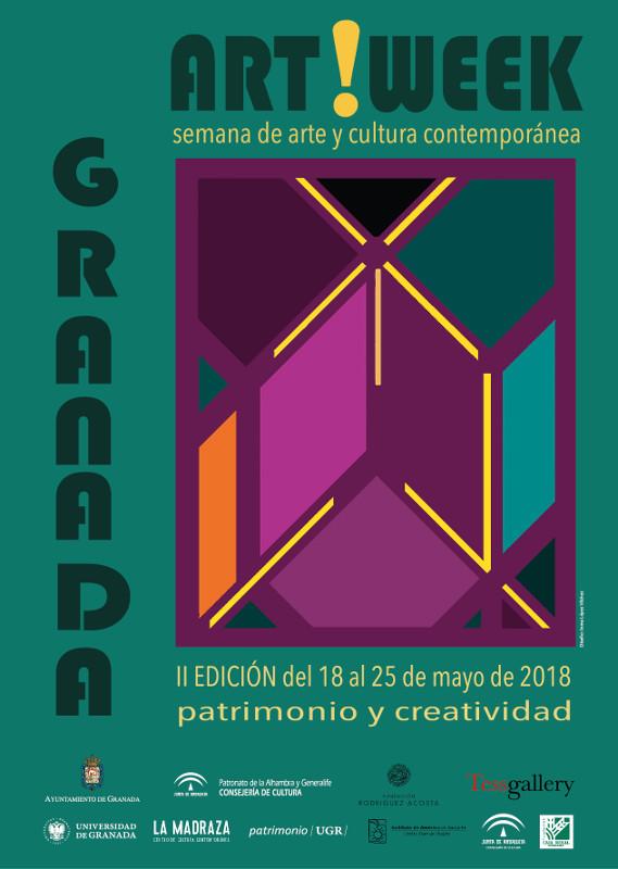 Exposiciones temporales. Granada Art!Week