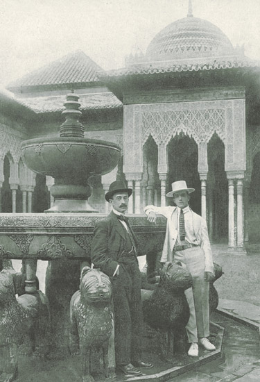 Manuel de Falla and the Alhambra. Exhibition