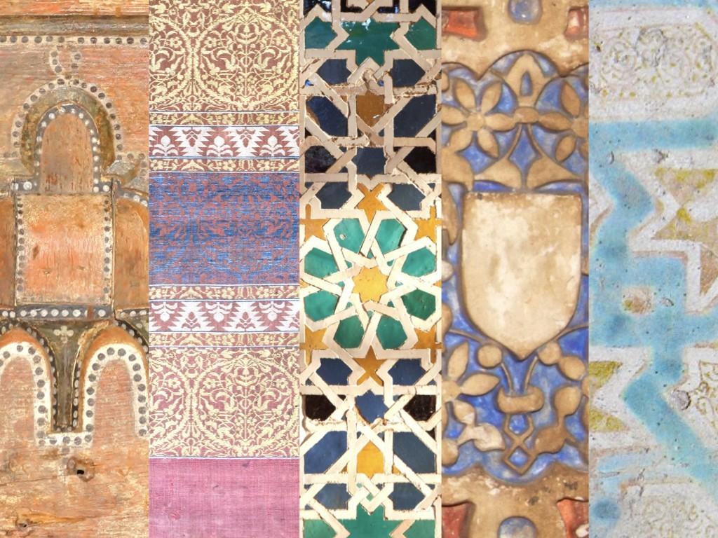 Los colores de la Alhambra