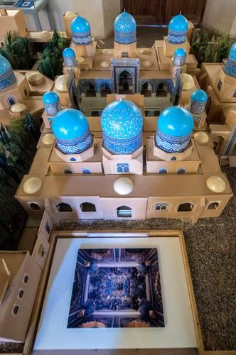 La mirada latinoamericana de la Alhambra se exhibe en Madrid