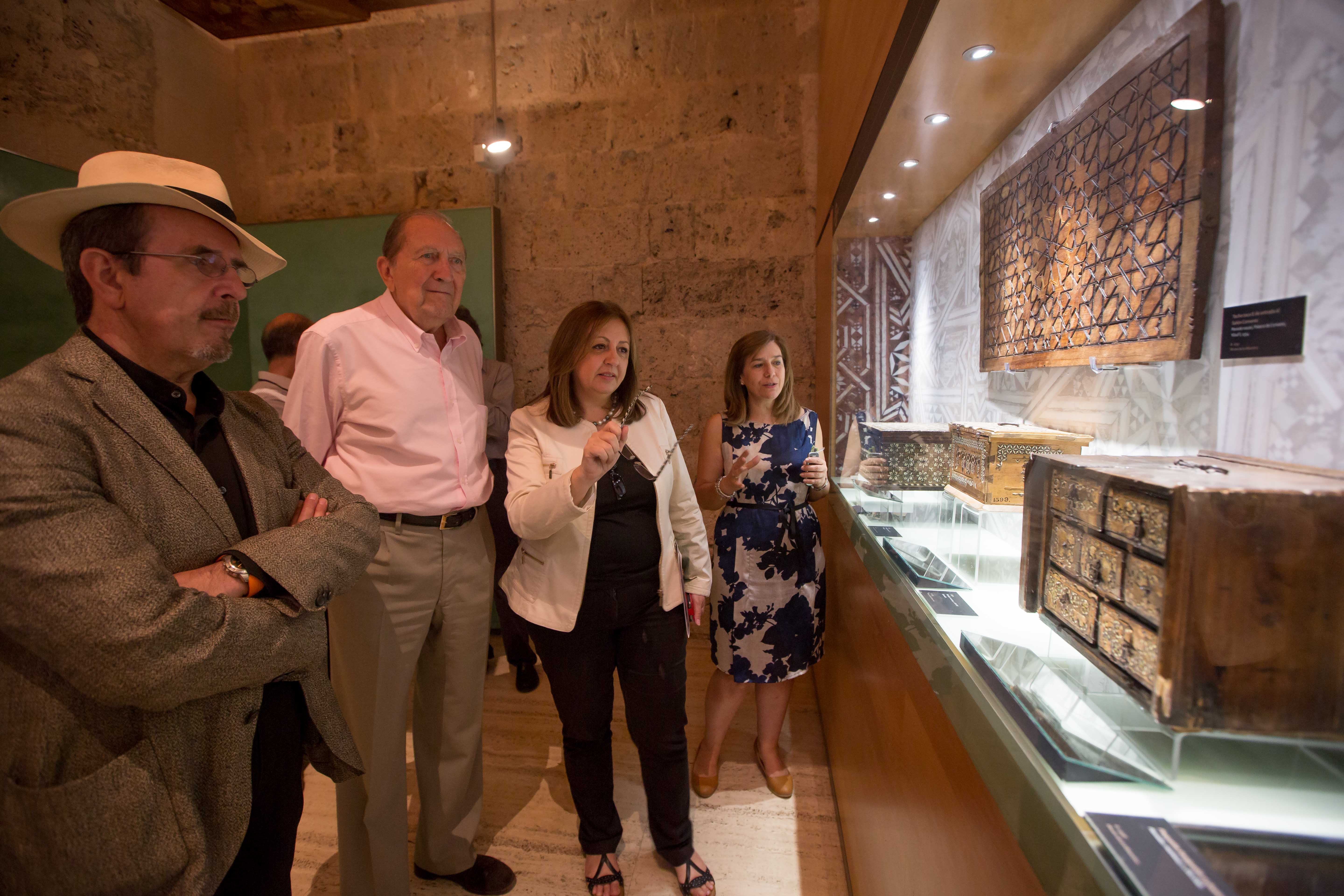 The Alhambra and the Rodríguez-Acosta Foundation are organising activities for all the family on International Museum Day