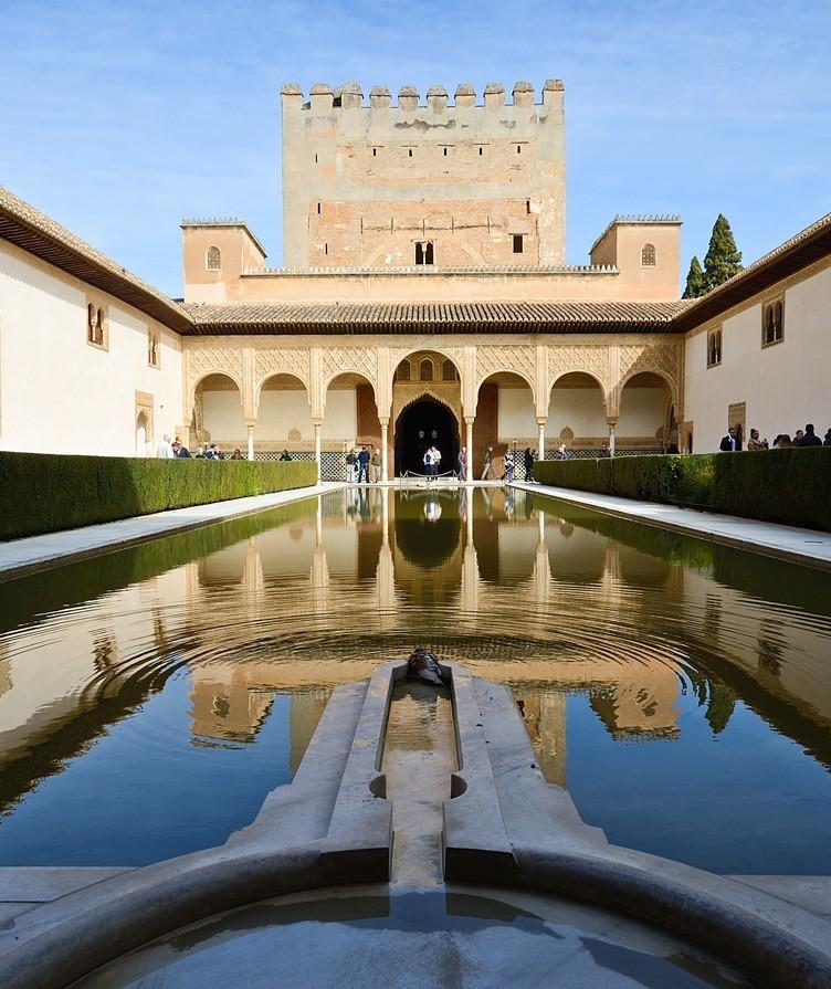 Escuela Alhambra
