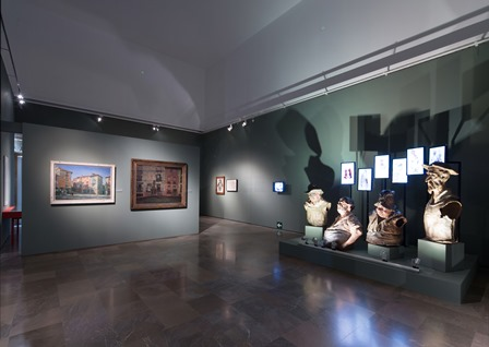 ZULOAGA AND FALLA 'MEET AGAIN' AT THE ALHAMBRA