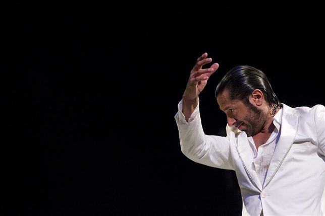 Poeta en Nueva York of Rafael Amargo this summer at Generalife