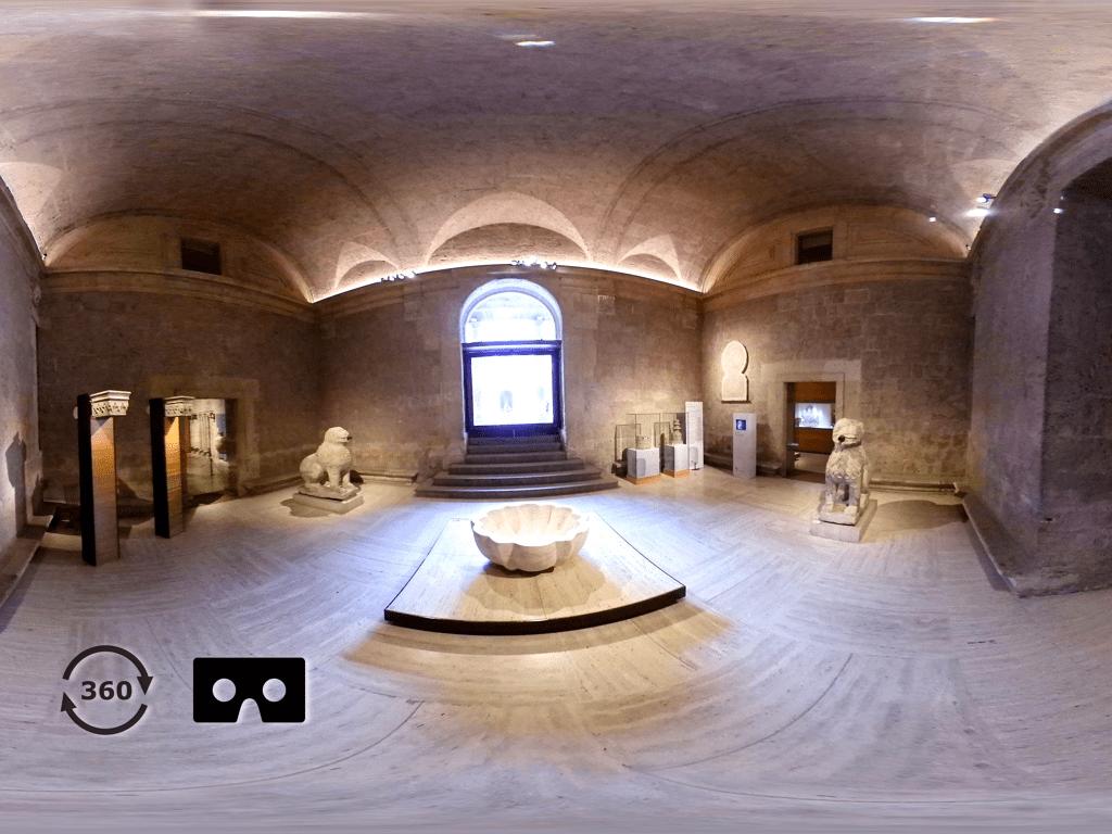 Foto antigua de La Alhambra