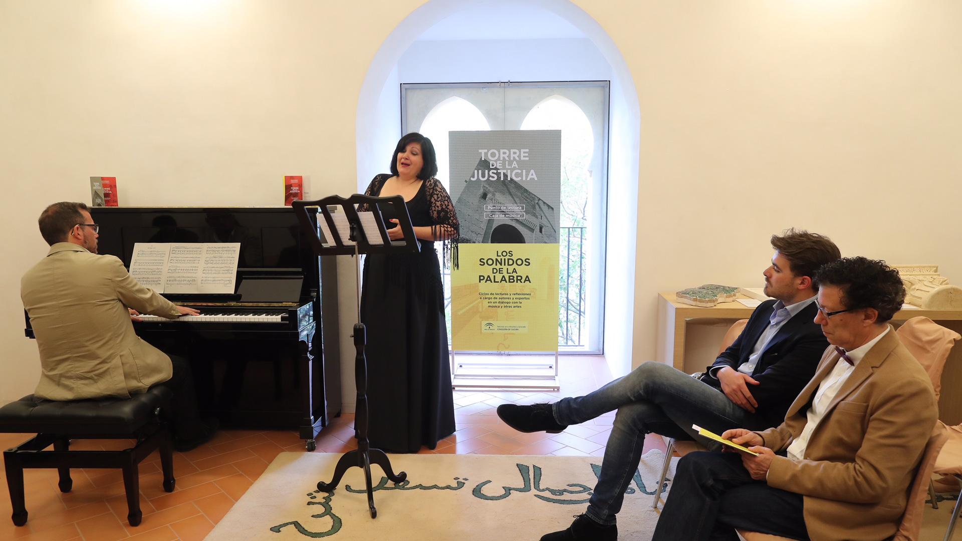 """La música y la poesía vuelven a la Torre de la Justicia con el ciclo de """"Los Sonidos de la Palabra"""""""