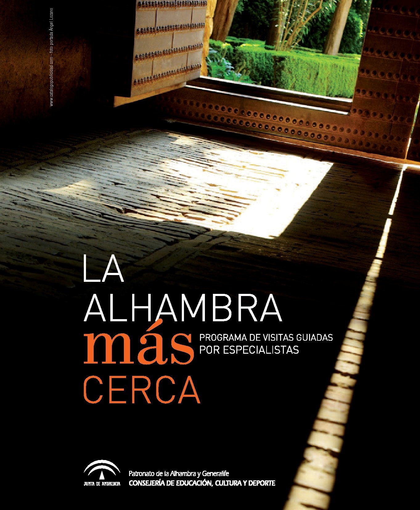 The Alhambra, as seen through the eyes of specialist