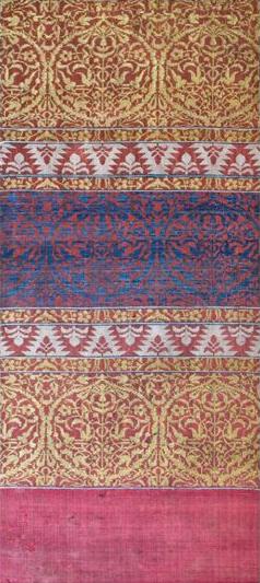 Nasrid Silk Cloth