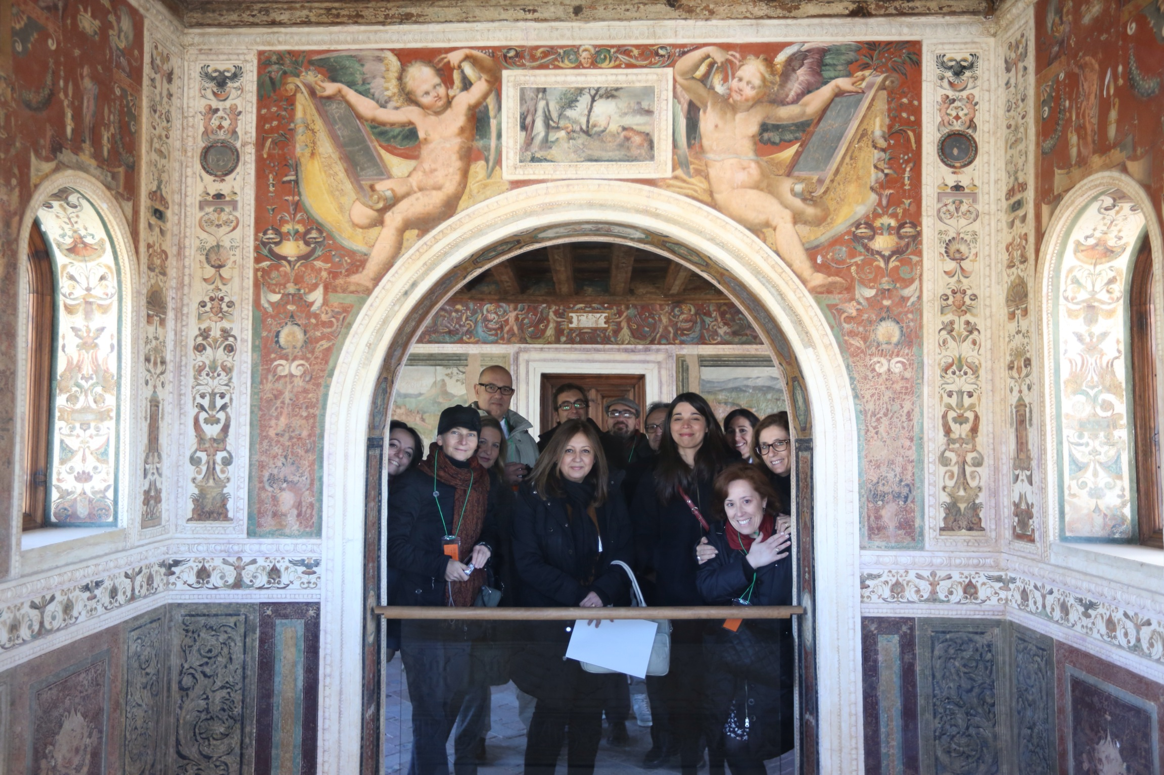 The New Renaissance in Europe meets at the Alhambra