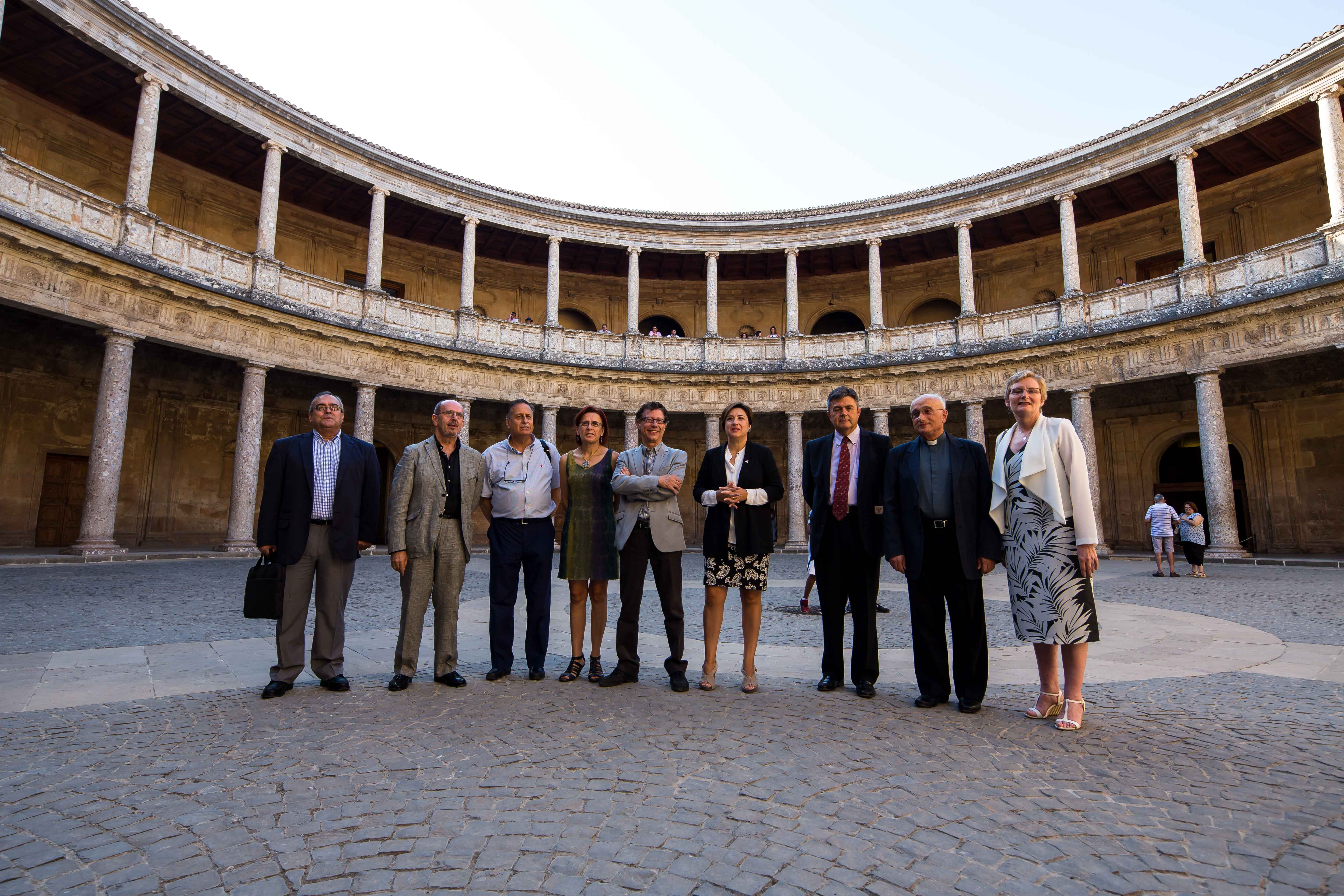 The Alhambra and Granada in the footsteps of a New European Renaissance through a cultural tourism route