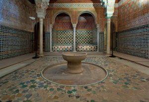 Baños de La Alhambra