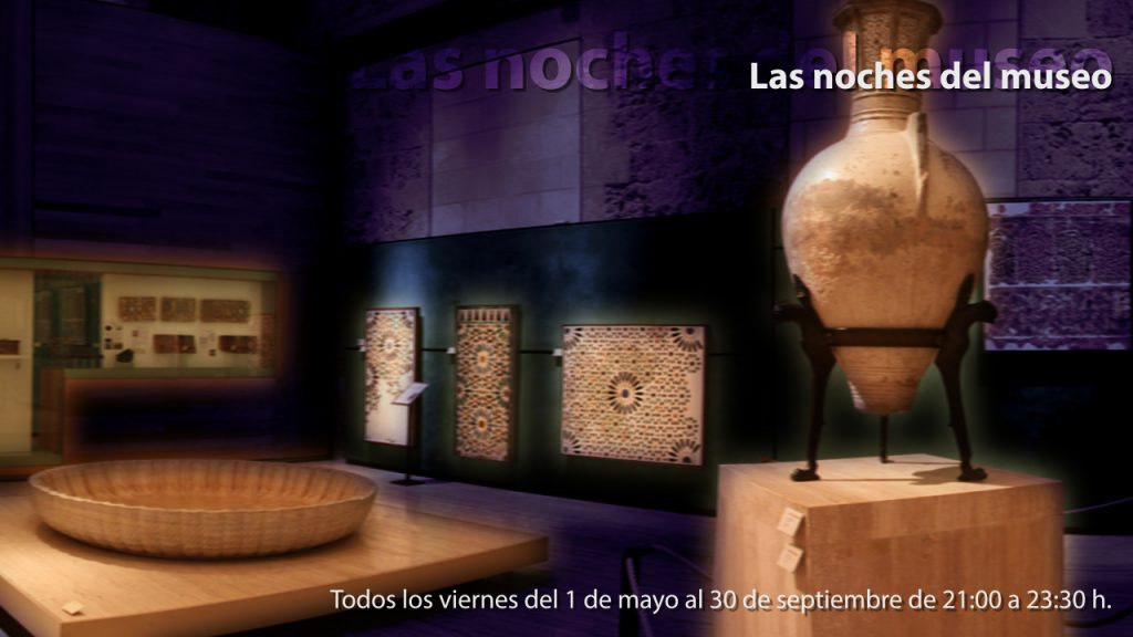 noches museo alhambra