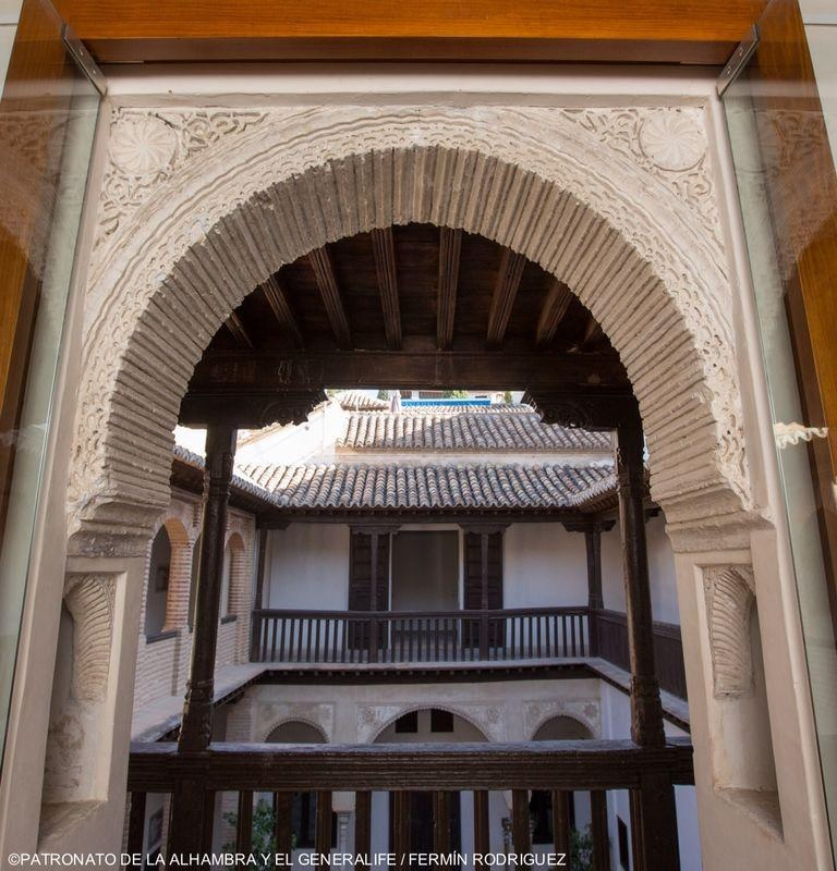 Alhambra adds the restored morisco house known as Horno de Oro to the tourist route