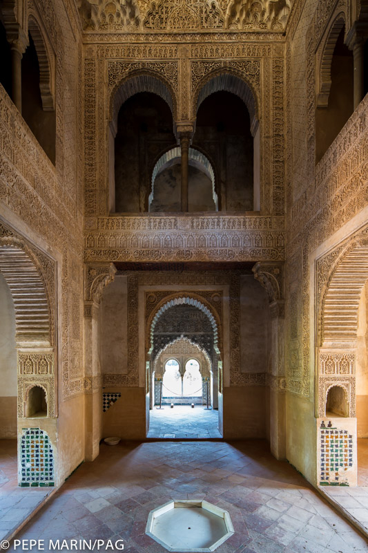 The Alhambra opens the Tower of the Princesses to the public