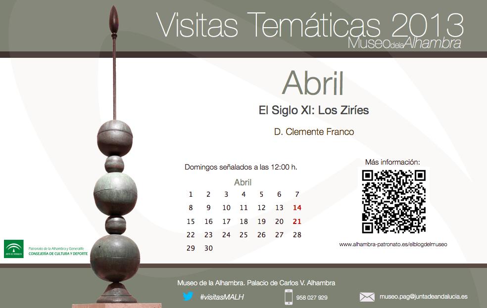 visita abril