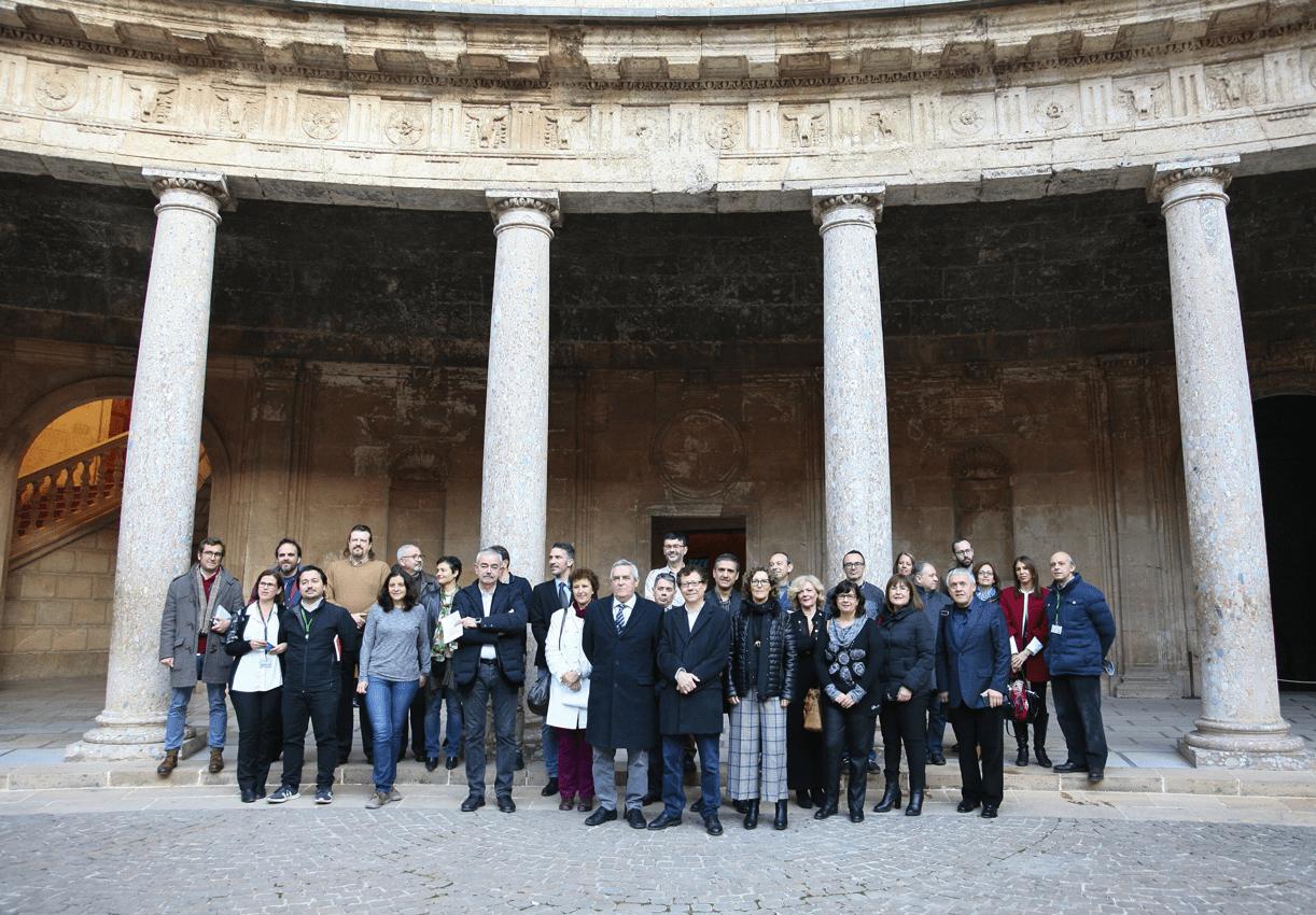 """Más de 90 investigadores de la Universidad de Granada han participado en la iniciativa """"Ciencia en la Alhambra"""", con el objetivo de situar al Monumento nazarí a la vanguardia del siglo XXI"""