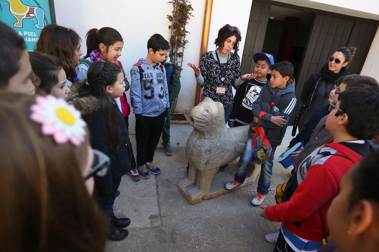 La Alhambra organiza actividades culturales gratuitas para toda la familia durante las vacaciones de Navidad