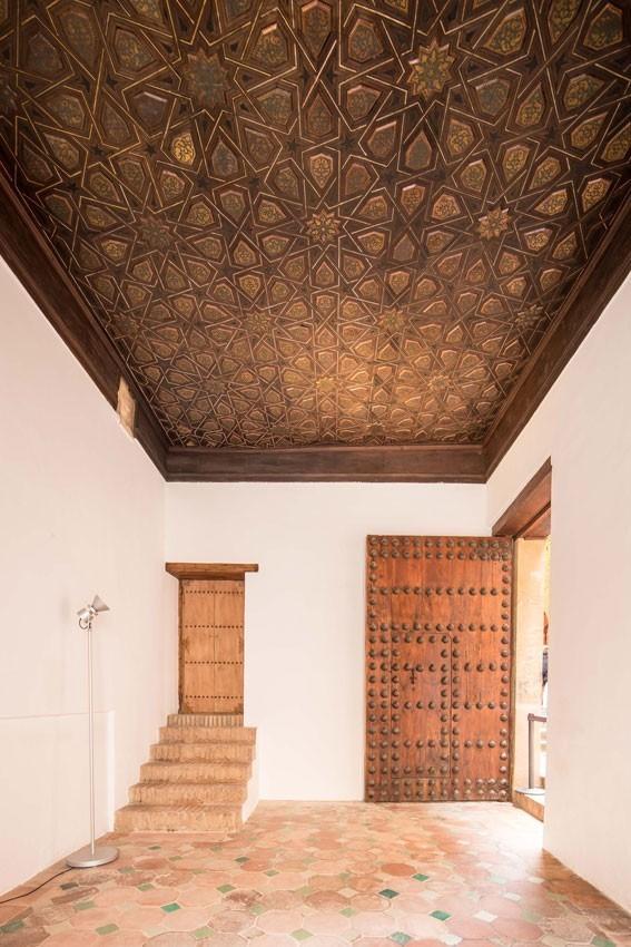 Vestíbulo del Alcázar
