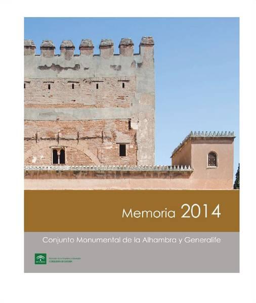 Memoria de actividades: 2014