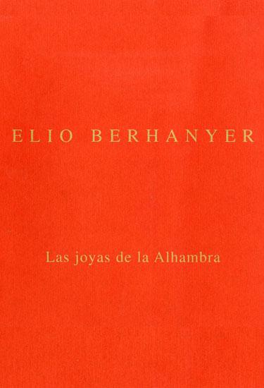 Elio Bernhayer: Las joyas de la Alhambra