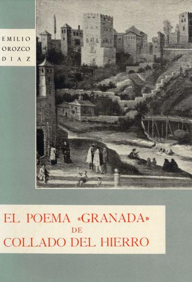 """El poema """"Granada"""" de Collado del Hierro"""