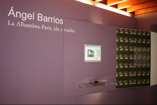 Ángel Barrios- La Alhambra, París, ida y vuelta