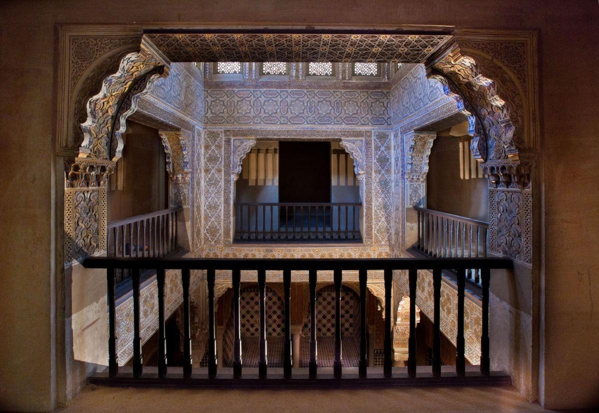 La Alhambra abre al público la planta superior del Baño Real de Comares