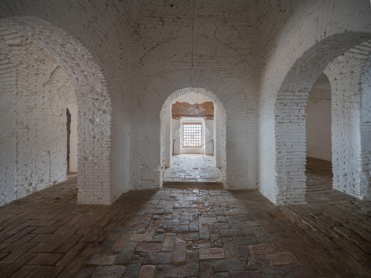La torre de la Vela, espacio del mes en la Alhambra