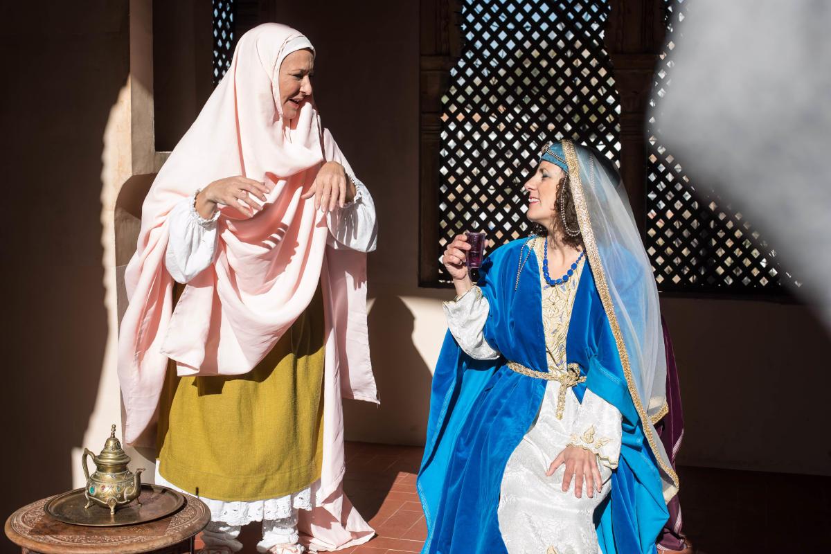La Alhambra celebra el día de Andalucía con  talleres didácticos, teatro y flamenco
