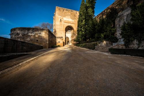 Paseo por la Alhambra