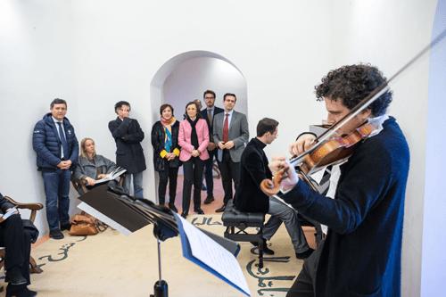 Concierto de Violín en La Alhambra