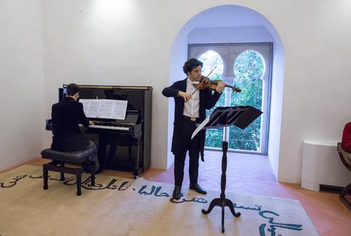 Concierto en La Alhambra