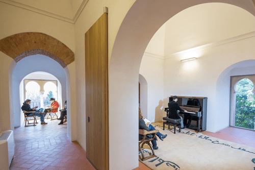Concierto de piano del museo de la alhambra
