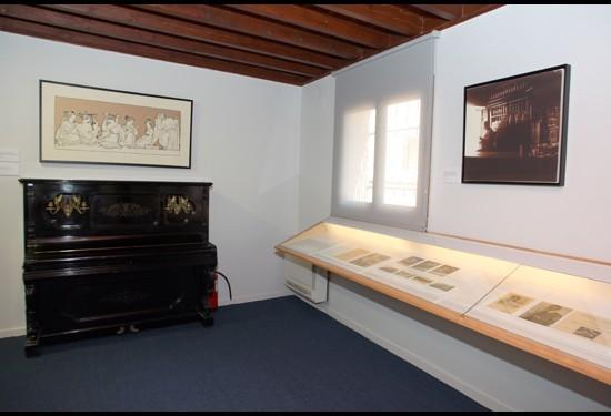 Exposición Museo-Legado Ángel Barrios