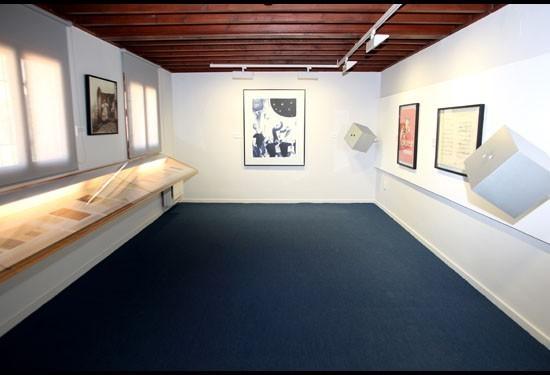 Elementos del Museo-Legado Ángel Barrios