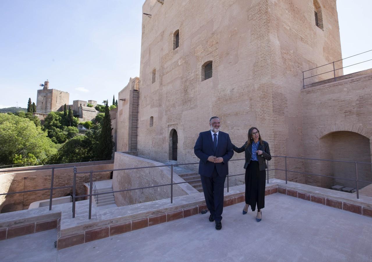 Torre Bermejas se abrirá por primera vez al público