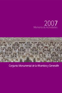 Memoria de actividades:2007