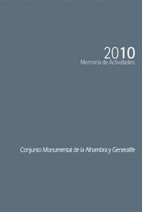 Memoria de actividades:2010