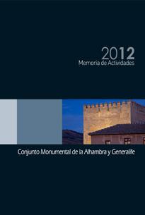 Memoria de actividades:2012