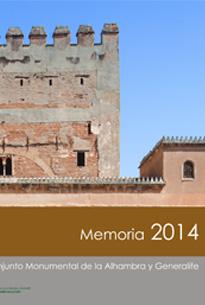 Memoria de actividades:2014