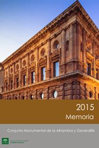 Memoria de actividades:2015