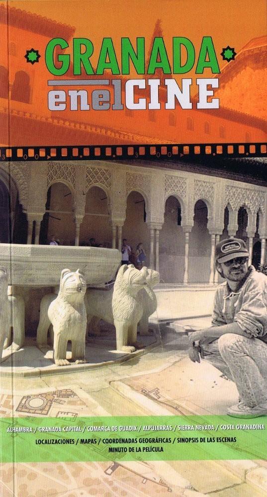 """Portada """"Granada en el Cine"""""""