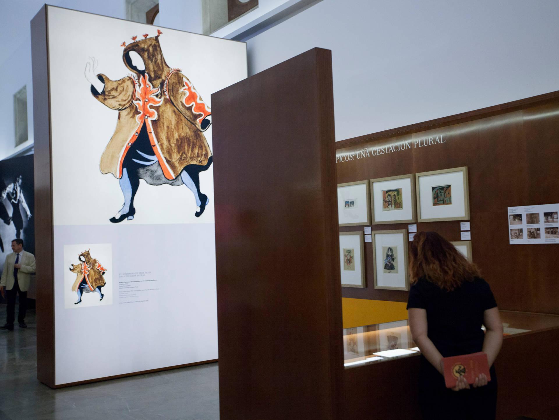 Exposición: El Sombrero de Tres Picos