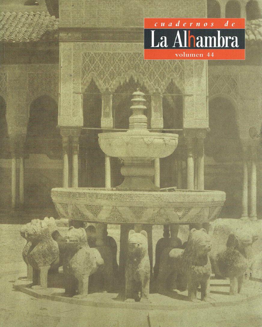 Cuadernos de la Alhambra. Volumen 44