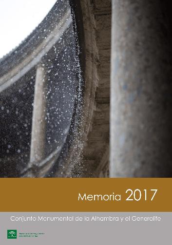 Memoria de actividades: 2017
