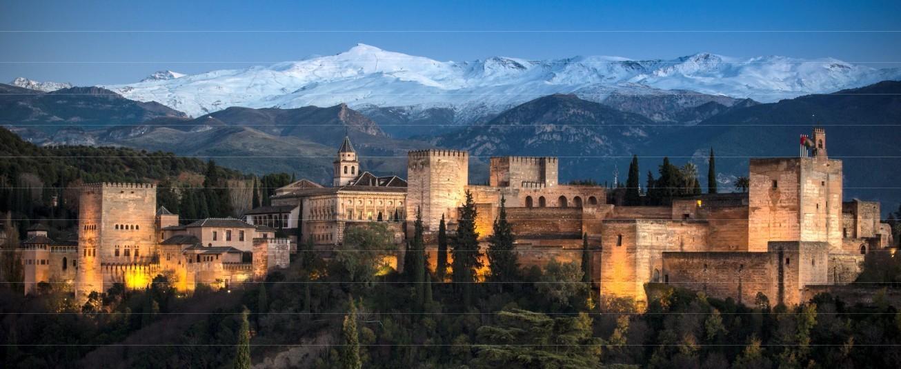 Vista de la Alhambra
