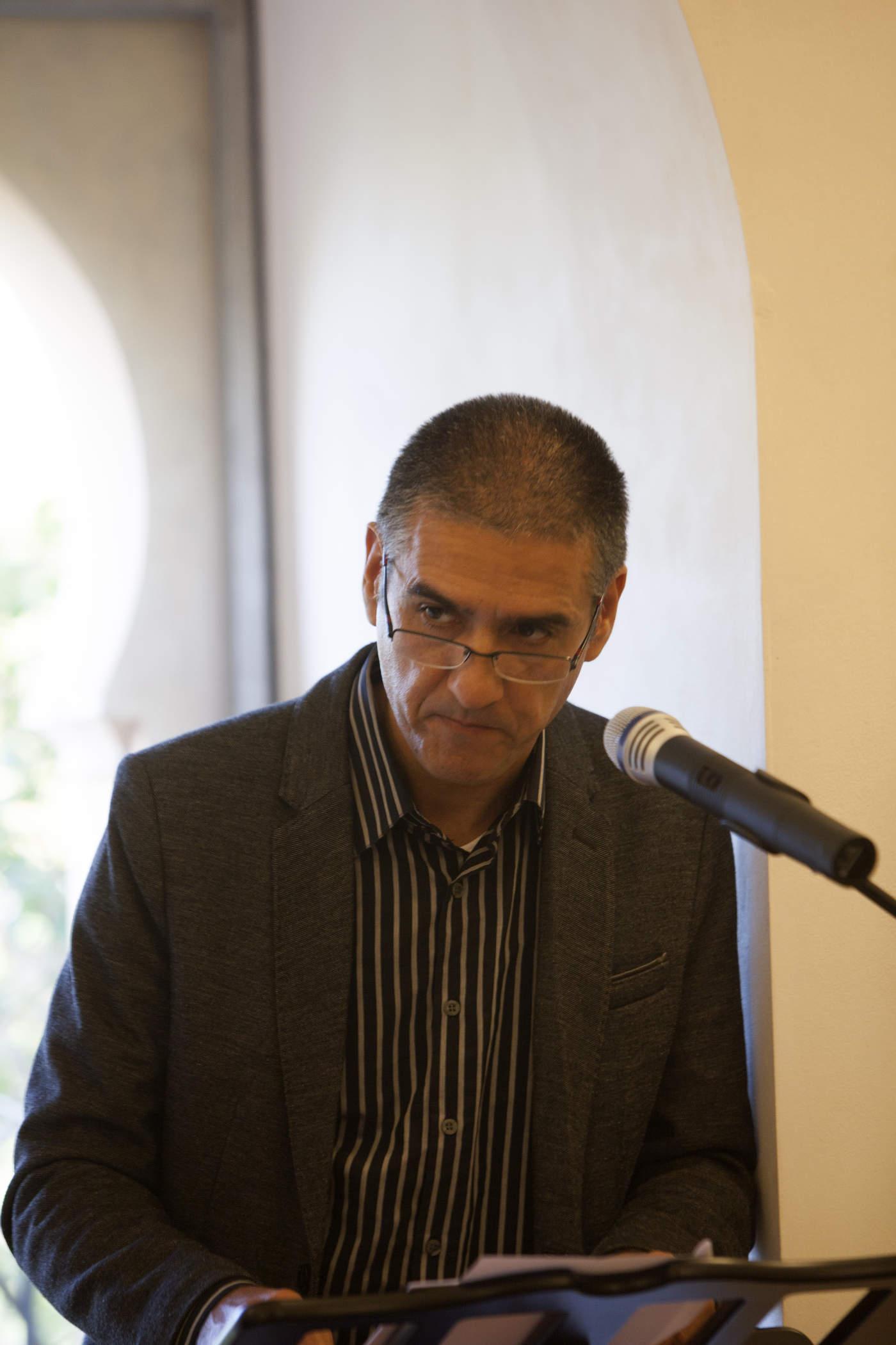 Sonidos de la Palabra - Juan Manuel Barrios Rozua