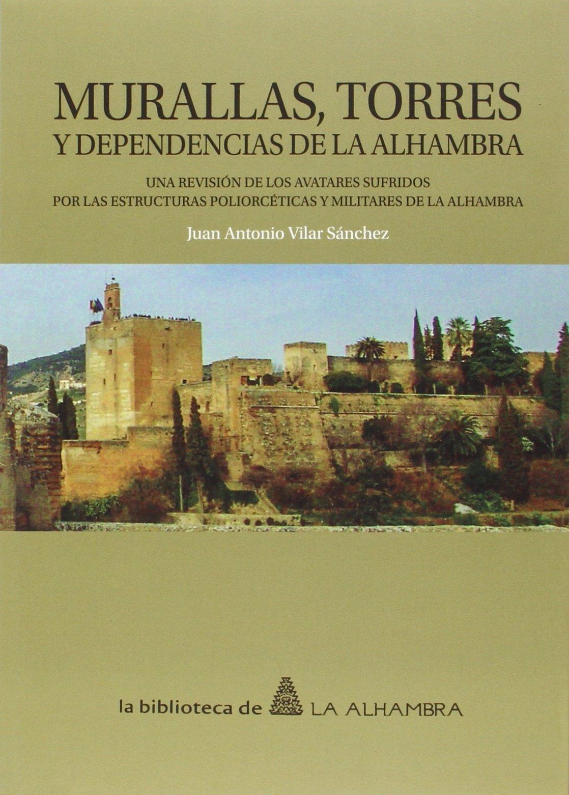 N.º 5. Murallas, torres y dependencias de la Alhambra