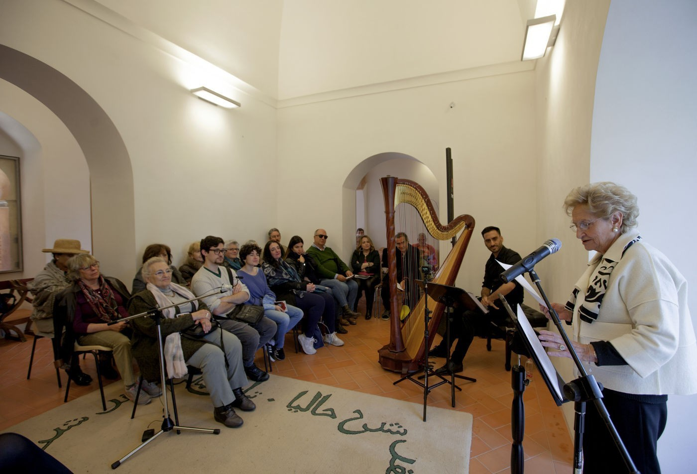 Sonidos V - Rosaura Álvarez, Miguel Ángel Sanchez